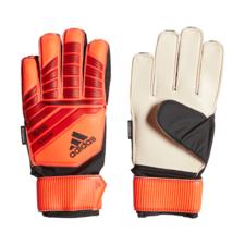 adidas Predator Top Training Fingersave Gloves Jr - Active Red/Solar Red/Black