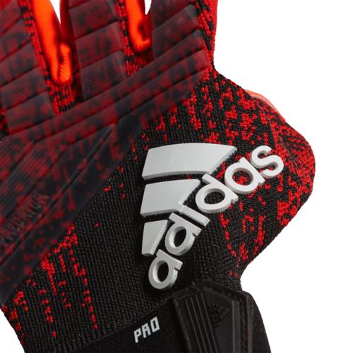 adidas Predator Pro GK Glove - Red/Black