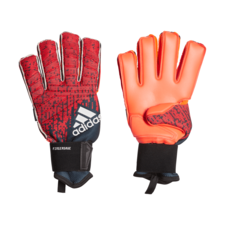 adidas Predator Pro Fingersave GK Glove - Red/Black