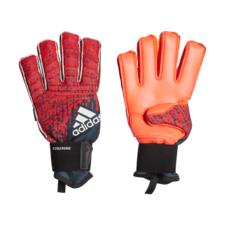 adidas Predator Pro Fingersave GK Glove - Red/Black