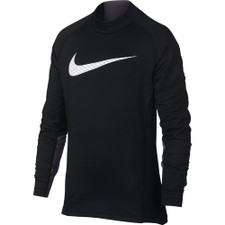 Nike Pro Warm Long-Sleeve Top Moch GFX - Black