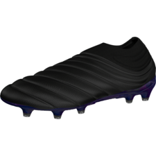 adidas Copa 19+ Firm Ground Boots - Black/Black/Grey