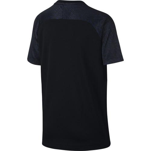 Nike JR Dri-Fit Neymar T-Shirt - Black/Challenge Red