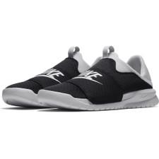 Nike Benassi Slip Shoe - Black/Grey