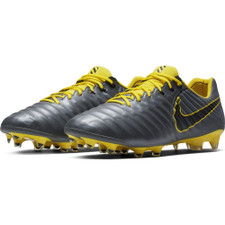 Nike Legend 7 Elite Firm Ground - Grey/Yellow