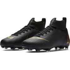Nike Jr. Superfly 6 Elite Firm-Ground - Black/Gold