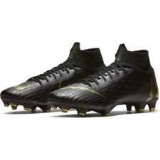 Nike Superfly 6 Pro FG Boot - Black/Gold