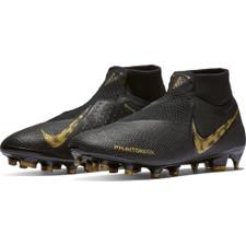 Nike Phantom Vision Elite Firm Ground Boot – Black/Gold