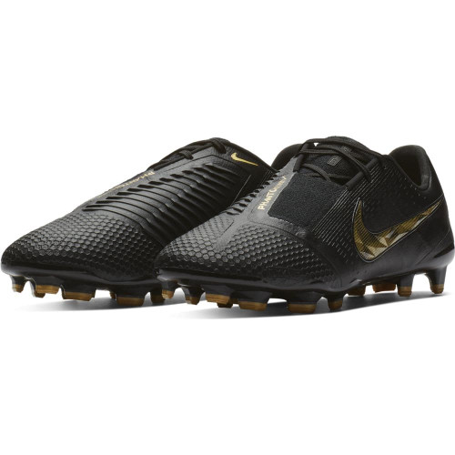 Nike Phantom Venom Elite Firm Ground Boot - Black/Gold