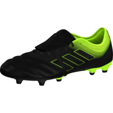 adidas Copa Gloro 19.2 Firm Ground Boots - Black/Yellow