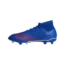 adidas Predator 19.2 Firm Ground Boots - Blue/Silver