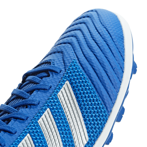 adidas Predator Tango 19.3 Turf Boots - Blue/White/Red