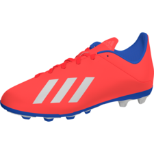 new product 1503b 104a4 adidas X 18.4 Flexible Ground Boots Jr - Red/Silver/Blue
