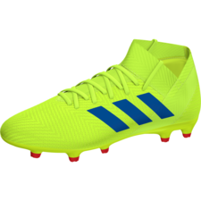 adidas Nemeziz 18.3 Firm Ground Boots - Yellow/Blue/Red