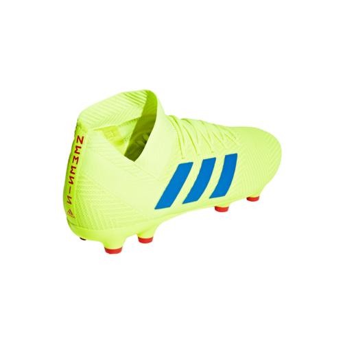 adidas Nemeziz 18.3 Firm Ground Boots - Yellow/Blue/Red