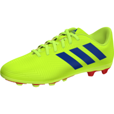 adidas Nemeziz 18.4 Flexible Ground Boots Jr - Yellow/Blue/Red