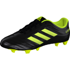 adidas Copa 19.4 Flexible Ground Boots Jr - Black/Yellow