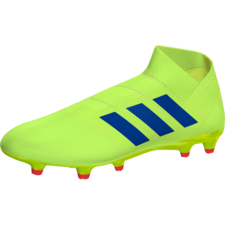 adidas Nemeziz 18+ Firm Ground Boots - Yellow/Blue/Red