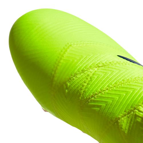 adidas Nemeziz 18+ Firm Ground Boots - Yellow/Blue/Red