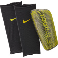 Nike Mercurial Lite SuperLock - Grey/Yellow/Black
