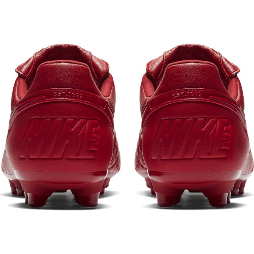 52757b0afdc1 Men's Nike Premier II Firm Ground Boot Football Boot - Red | SOCCERX