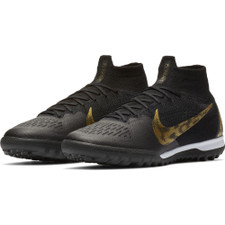 Nike SuperflyX 6 Elite Artificial Turf Boot - Black/Gold