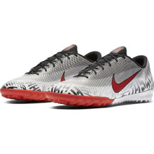 Neymar Vapor 12 Academy Artificial Turf Boot - White/Red/Black