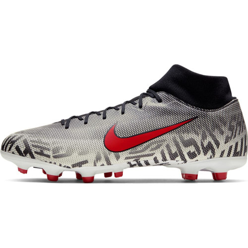 2f96089e4d3a ... Nike Neymar Superfly 6 Academy Firm Ground Boot - White/Red/Black ...