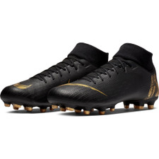 Nike Superfly 6 Academy Firm Ground Boots - Black/Gold