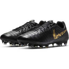 Nike Legend 7 Pro Firm Ground Boot - Black/Gold