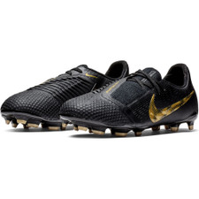 Nike Phantom Venom Elite Firm Ground Boot Jr - Black/Gold