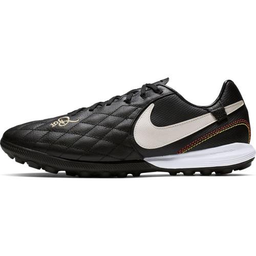 1058a51d1c5 ... Nike Lunar LegendX 7 Pro 10R Artificial Turf Boots - Black Gold ...