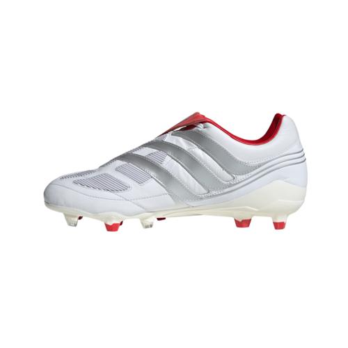 Adidas Predator Precision Firm Ground David Beckham Boots White