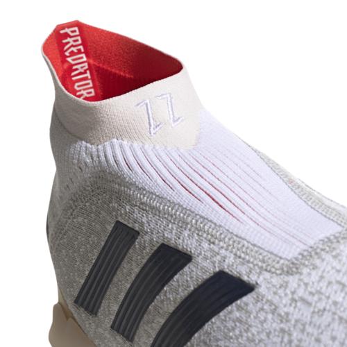 adidas Predator 19+ Zidane/Beckham Trainers - White/Navy/Red