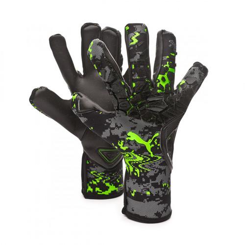 Puma Grip 19.1 - Black/Gray/Green