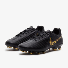 Nike Legend 7 Academy Firm Ground Boots - Black/Gold