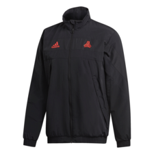 adidas Tango Training Downtime Jacket - Black
