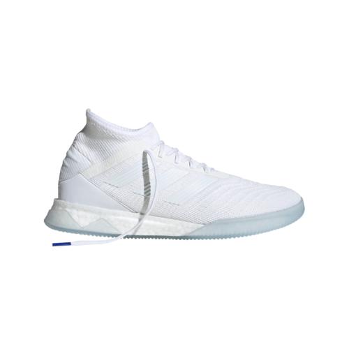 adidas Predator 19.1 Trainers - White/Blue