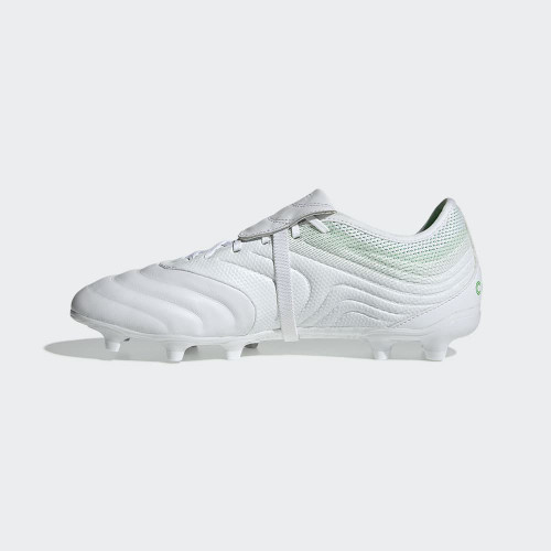 adidas COPA GLORO 19.2 Firm Ground Boot - White/Green