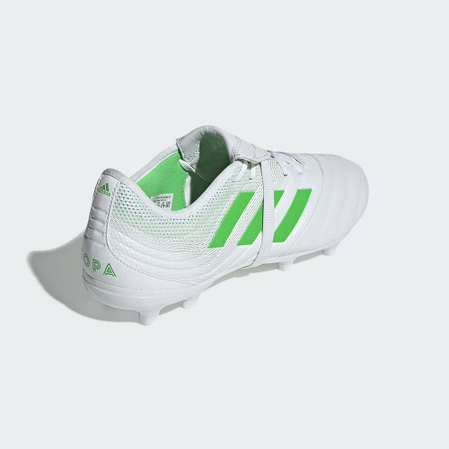 64aa8e47d ... adidas COPA GLORO 19.2 Firm Ground Boot - White Green ...