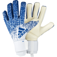 adidas Predator Pro Gloves - Blue/White