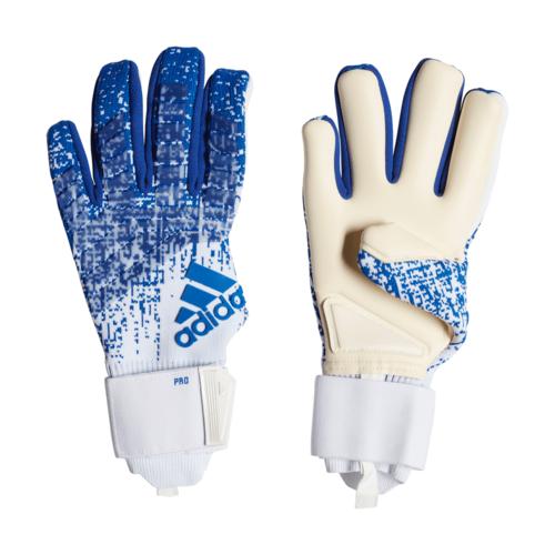 adidas Predator Pro Gloves - Blue/White