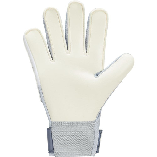 Nike Jr. Match Goalkeeper Kids' Soccer Gloves - Blue/Silver/Black