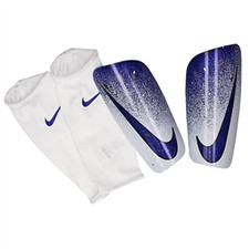 Nike Mercurial Lite Shin Guard - Blue/White