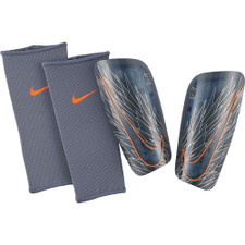 Nike Mercurial Lite Shin Guard - Blue/Red