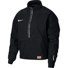 Nike Women's F.C. Jacket - Black/White