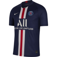 Nike Paris Saint-Germain 2019/20 Stadium Home - Navy/White