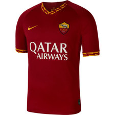 Nike Roma Stadium Jersey 2019 - Red/Gold
