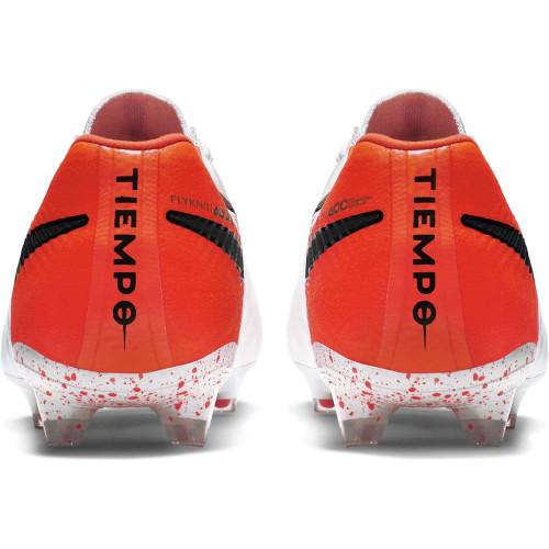 Nike Legend 7 Elite Firm Ground Boot - White/Black/Red