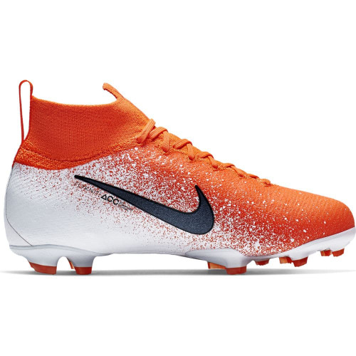 Nike Jr. Superfly 6 Elite Firm Ground Boot - Red/Black/White